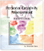 Personal Creativity Assessment - Facilitator Guide (50 pages)