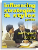 Influencing Strategies & Styles Profile (20 pages)